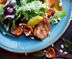 Хмель и мясо: Утка, филе миньон и пирог