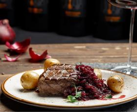 Хмель и мясо: Утка, стейк и пирог