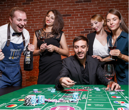 Винное и виски казино